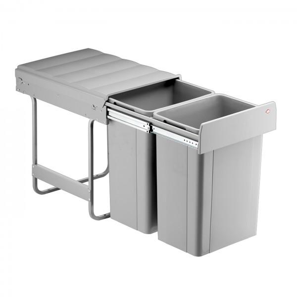 Einbau-Abfallsammler 2x26 l