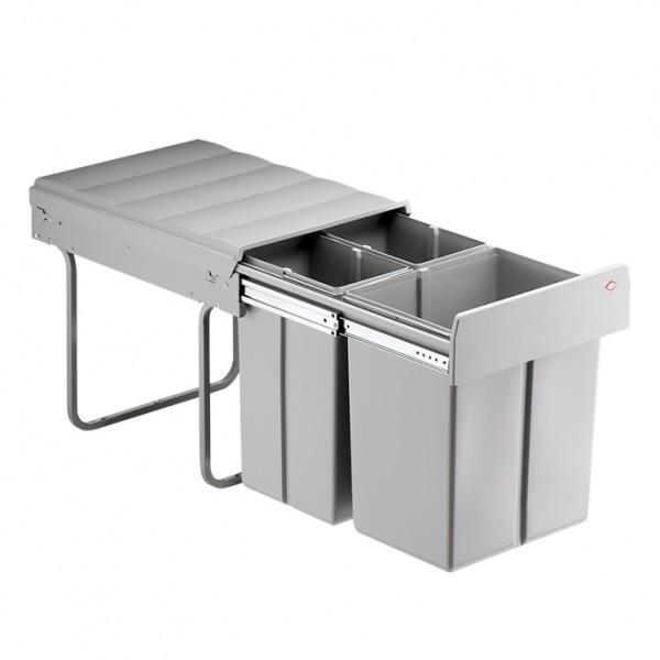 Einbau-Abfallsammler 20 l + 2x10 l